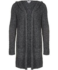 Better Rich BOUCLE HOODED Gilet mouline