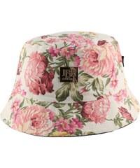 Jbb Couture Chapeau Bob Florale Rose