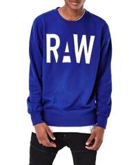 G-Star Raw Sweat-shirt SAGOR R SW L BRIGHT PRINCE