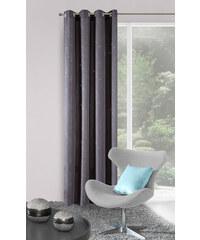 Dekorační závěs COSIMO šedá 140x250 cm MyBestHome Varianta: závěs - 1 kus 140x250 cm