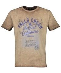 LERROS T-Shirt mit Print LERROS braun L,M,XL,XXL,XXXL