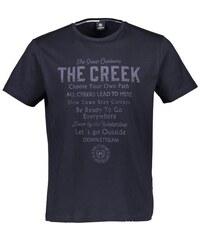 LERROS LERROS T-Shirt mit Rundhals blau L,M,XL,XXL