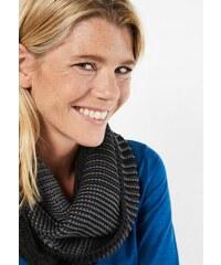 Damen CECIL Weicher Loop aus Baumwolle CECIL schwarz