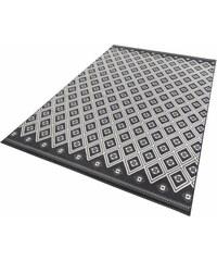 Teppich Zala Living Karree gewebt ZALA LIVING schwarz 2 (B/L: 70x140 cm),3 (B/L: 140x200 cm),4 (B/L: 160x230 cm),6 (B/L: 200x290 cm)