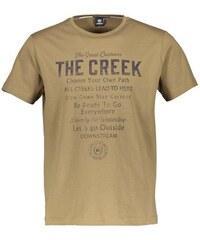 LERROS T-Shirt mit Rundhals LERROS braun L,M,XL,XXL