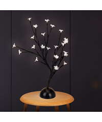 Lesara Blütenbaum mit 40 LEDs