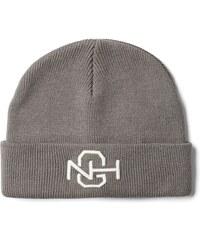 GANT Bonnet New Haven - Dark Grey Melange