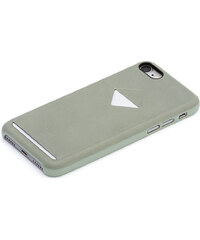 Pouzdro na iPhone 7 1 Card od Bellroy - eukalyptové, kožené