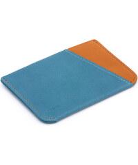 Peněženka Micro Sleeve od Bellroy - arctic blue, kožená