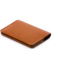 Pouzdro na vizitky Card Holder od Bellroy - karamelové, kožená