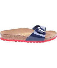 Birkenstock Madrid dámské pantofle 339263 modrá
