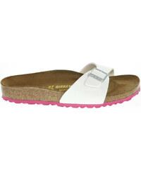 Birkenstock Madrid dámské pantofle 339413 bílé