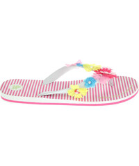 Gioseppo Garden 1 fuxia dívčí pantofle plážové