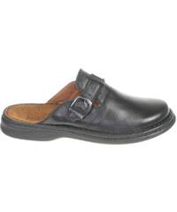 Josef Seibel pánské pantofle 10122 37600 černé