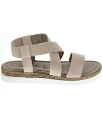 Marco Tozzi dámské sandály 2-28619-34 béžové