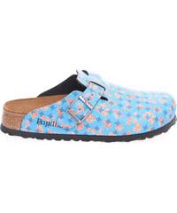 Papillio Boston dámské pantofle 227563 modré
