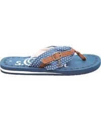 s.Oliver dámské pantofle 5-27110-36 modré