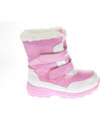 Skechers Snow Bound white-pink