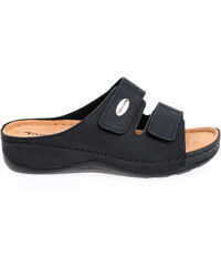 Tamaris dámské pantofle 1-27510-27 černé