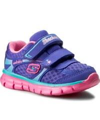 Schuhe SKECHERS - Lil Softy 80867N/PRMT Purple Multi