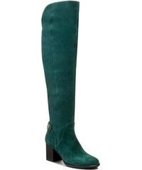 Zelené Dámske čižmy a členkové topánky Zlacnené nad 20% - Glami.sk ddcfdeea111
