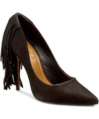 High Heels BAYLA - 130328/CAB1 Nobuck Black