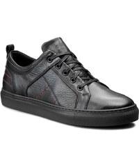 Sneakers NIK - 03-0710-001 Schwarz