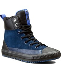 Tramky CONVERSE - Ctas Asphalt Boot Hi 654313C Navy Oxygen Blue Black 9066eac78eb