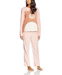 Women'secret Damen Zweiteiliger Schlafanzug Co Bear Pj