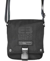 25b1c3754b Pánská taška přes ramno Enrico Benetti Peter - černá