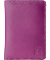 Dudu Portefeuille Porte-papiers en cuir et porte-cartes de crédit multicolor de