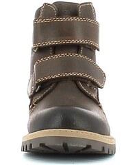 Primigi Boots enfant Bottes Enfant Marron Velcro Gore-Tex