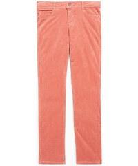 CAPRICE DE FILLE Pantalon uni coupe slim Rose