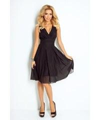 SAF dámské slavnostní šaty černé