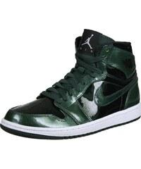 Jordan 1 Retro High Schuhe green/black