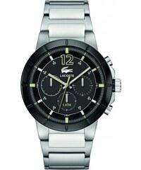 be27439db14 Lacoste černé pánské hodinky - Glami.cz