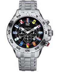 43d21160a6a Nautica zlevněné pánské hodinky - Glami.cz