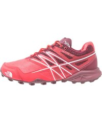 The North Face ULTRA MT Chaussures de running melon red