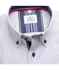 a71d202c217 Willsoor Pánská slim fit košile London (výška 176-182) 6477 v bílé barvě