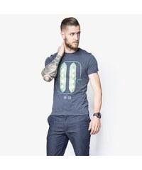 b86090e6c47 Confront Tričko Pea Oblečení Oblečení CF16TSM93001 Tmavomodrá