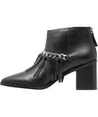 Senso HALIA Boots à talons ebony