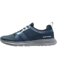 Pantone FLORENCE Baskets basses dark denim