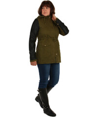 Zelené elegantní dámské bundy a kabáty - Glami.cz 1ea3d73c15