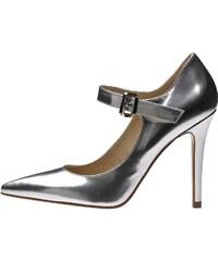 Evita Escarpins à talons hauts silver