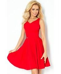 1ab6575adb9c Dámské šaty NUMOCO 114 3 Red