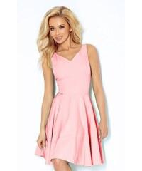 NUMOCO růžové šaty - Glami.cz 7e1c0bcacf
