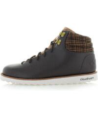 adidas CORE Sötétbarna férfi boka tornacipő ADIDAS Cloudfoam Rugger 8faaaac801