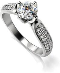 Eppi Zásnubný prsteň s diamantmi Nabyne 23ed191577e