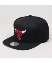 best loved b4e6f c3538 Mitchell   Ness Solid Team Colour Chicago Bulls černá   zelená