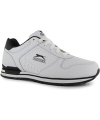 boty Slazenger Classic pánské White Black 09ced15342